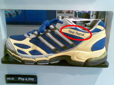 529ee91f3c7a mi adidas lets you put your name on your adidas shoe