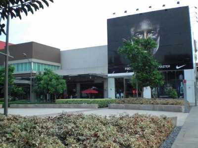 Nike Park BHS where Nike Run Clinic sessions are held every Friday nights