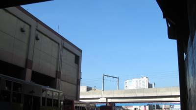 MRT meets LRT Line-1