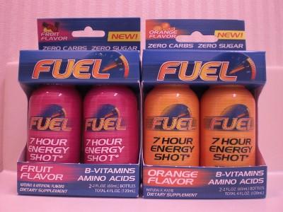 7 hour energy shots