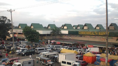 Commonwealth Market