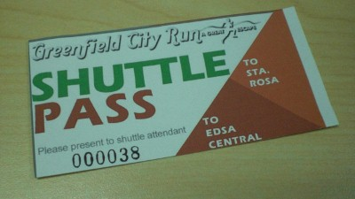 Greenfield Shuttle Pass