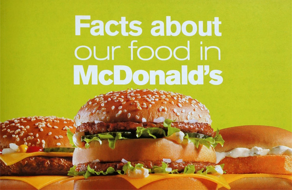 Mcdonalds Philippines Nutrition Facts Runningpinoy